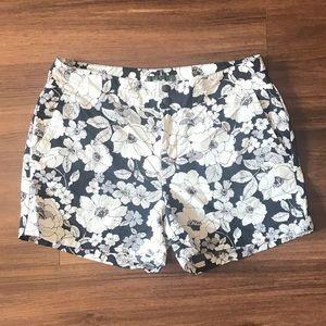 Eddie Bauer Floral Shorts